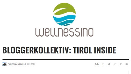 Wellnessino Titelbild